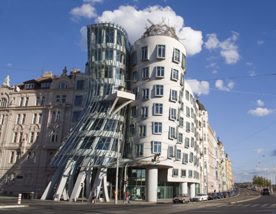 Frank Gehry Buildings